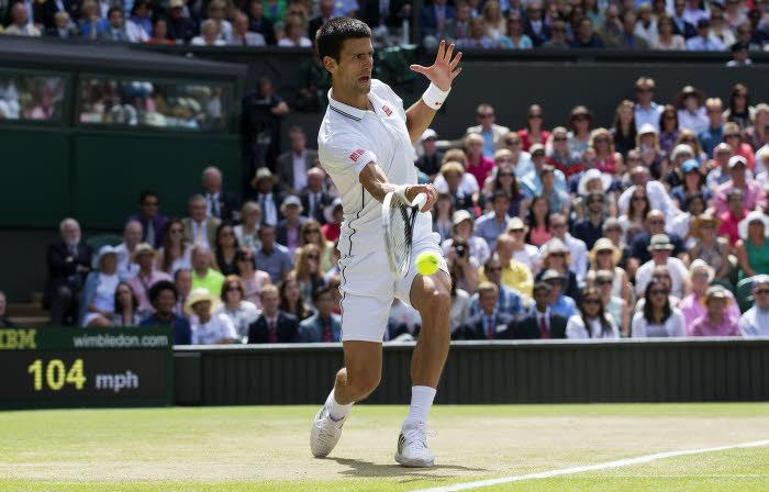 Tennis - Wimbledon : Le sacre pour Novak Djokovic !