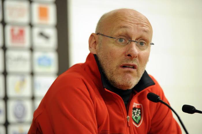 Bernard Laporte, RC Toulon