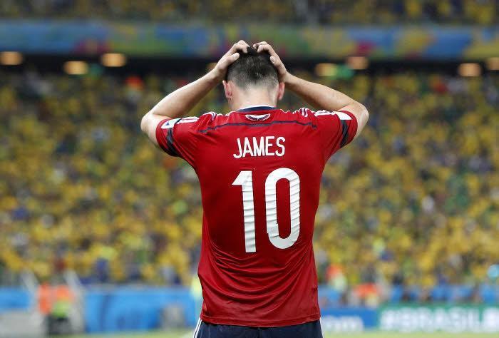 AS Monaco : James Rodriguez aurait donné sa réponse au Real Madrid !