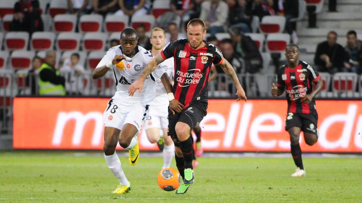 Didier Digard, OGC Nice.