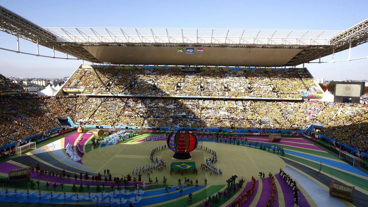Coupe du monde Brésil 2014.