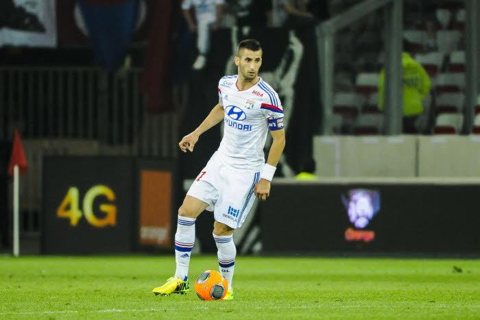 Maxime Gonalons, OL