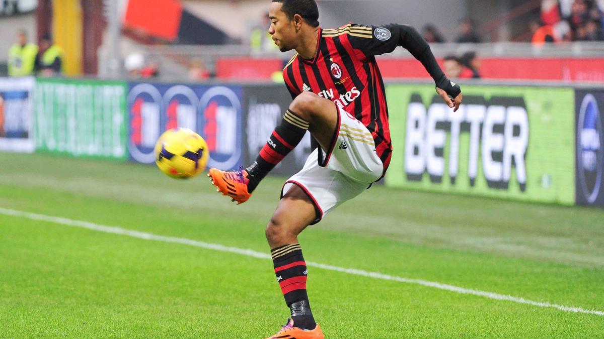 Urby Emanuelson, Milan AC