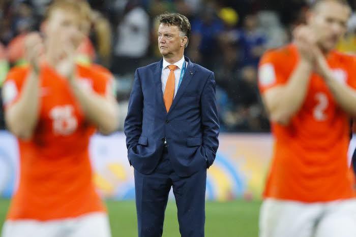 Louis Van Gaal, Pays-Bas