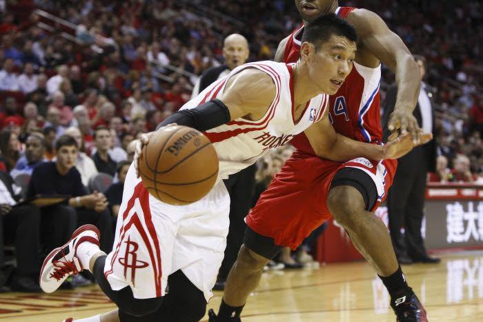 Jeremy Lin, Houston Rockets