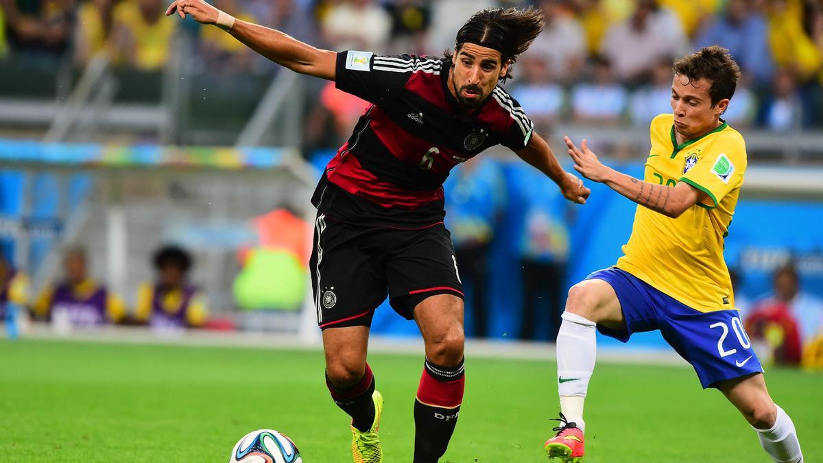 Sami Khedira, Allemagne.