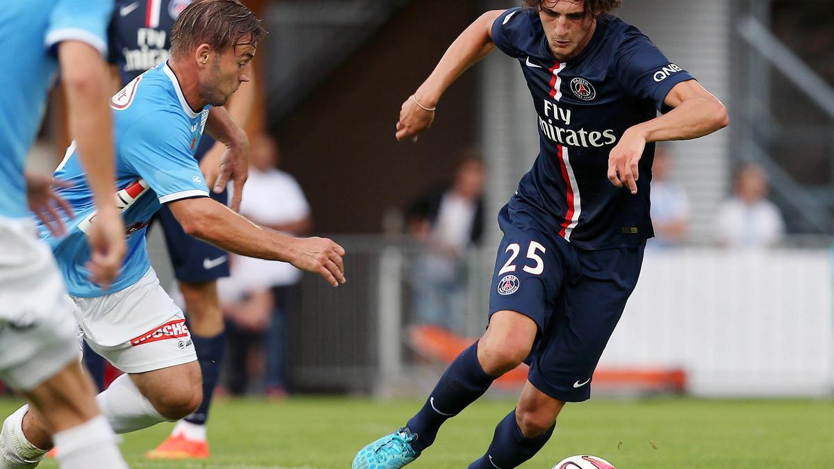Adrien Rabiot, PSG.