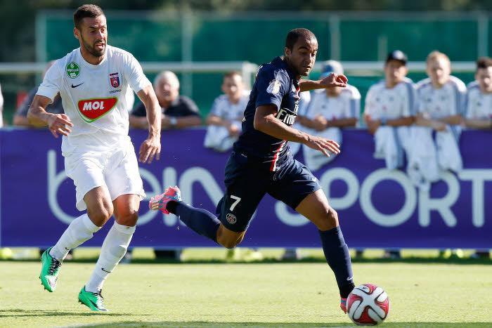 Lucas Moura, PSG