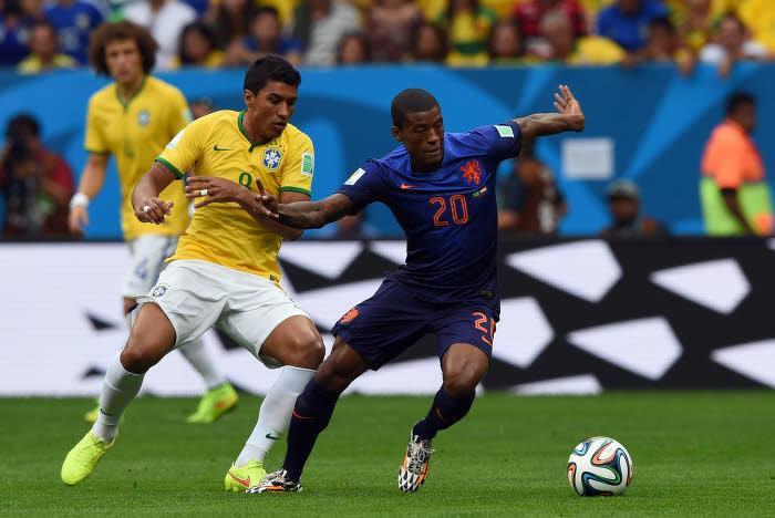 Le Brésil sombre, les Pays-Bas sur le podium !