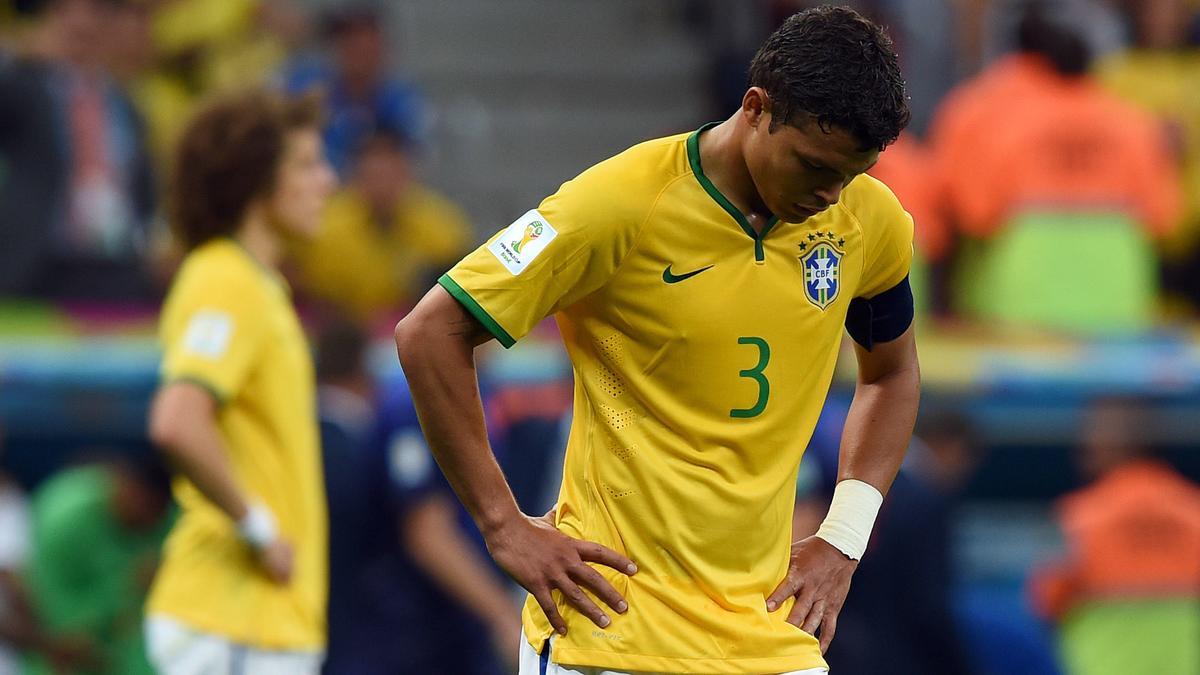 PSG : Pierre Ménès explique le malaise Thiago Silva...