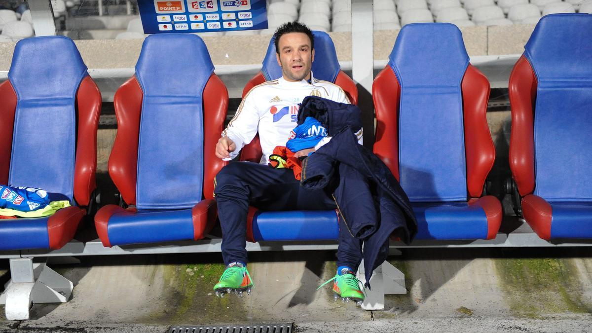 Mathieu Valbuena, OM