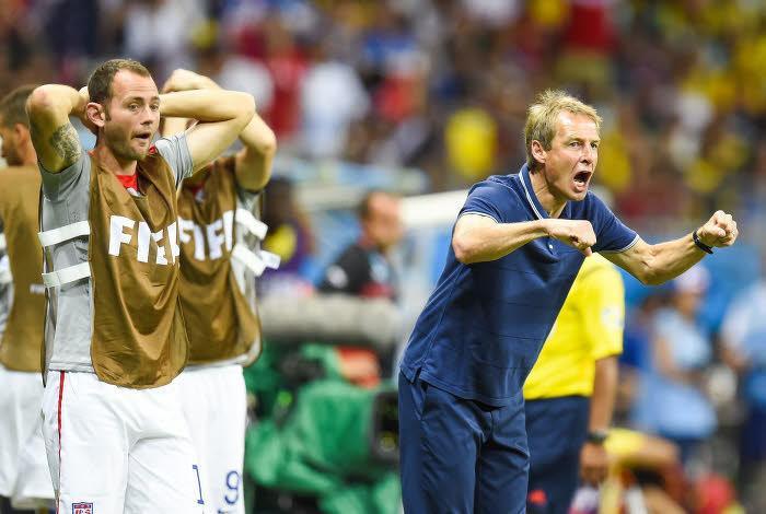 Klinsmann, Etats-Unis