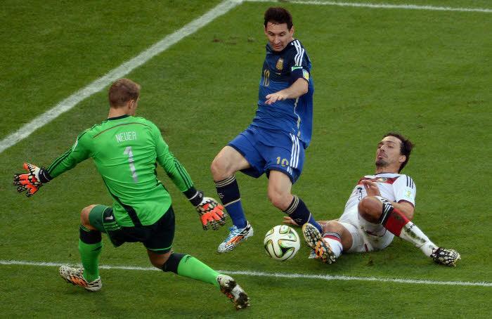 Allemagne - Argentine