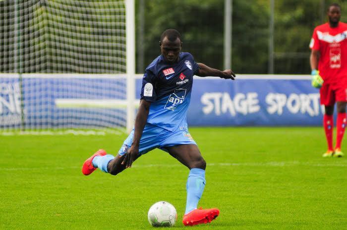 Mercato : Départ vers la Bretagne pour Zargo Touré ?