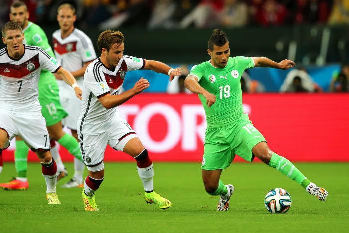 Un grand espoir de l'Algérie vers la Premier League ?