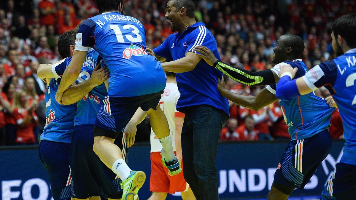 Equipe de France de handball