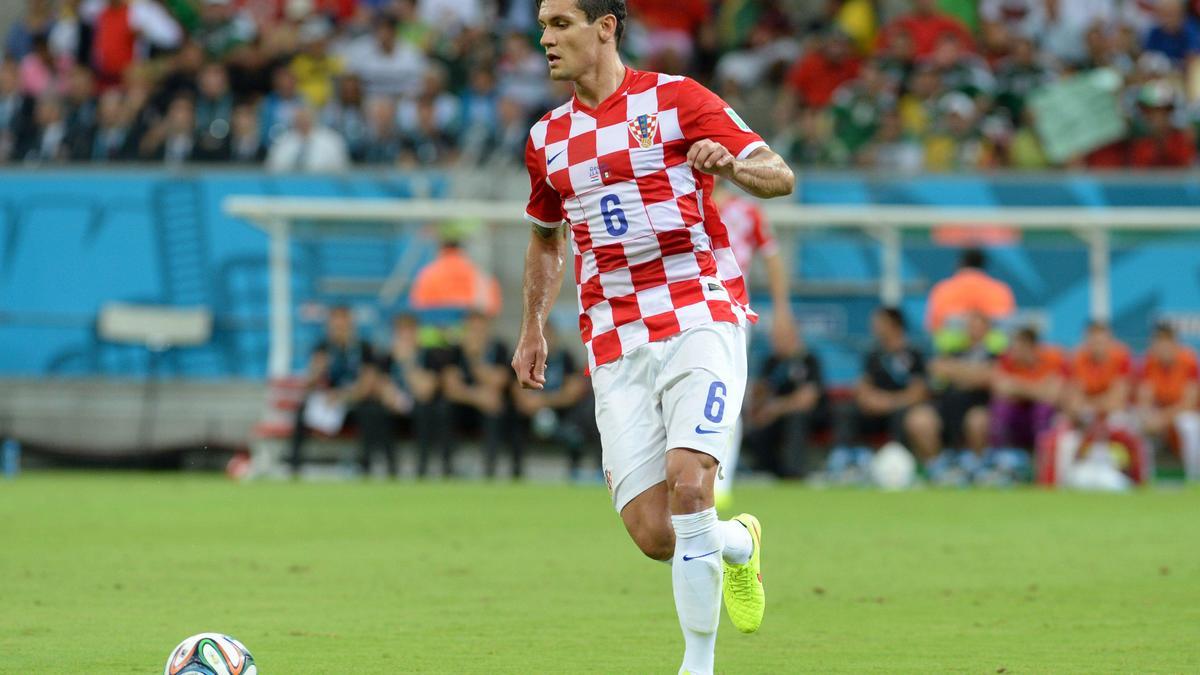 Dejan Lovren, Croatie