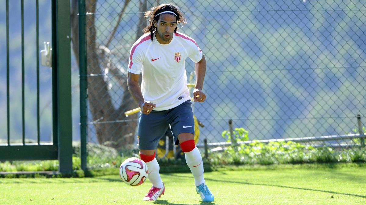 Radamel Falcao, AS Monaco.
