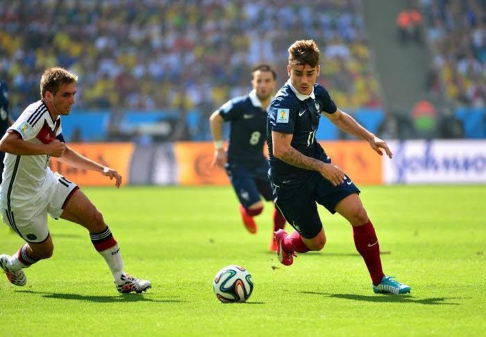 Antoine Griezmann, équipe de France