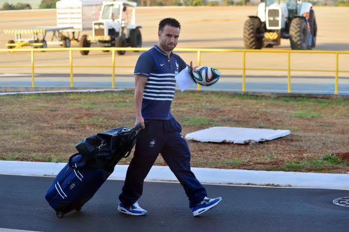 Mathieu Valbuena, équipe de France