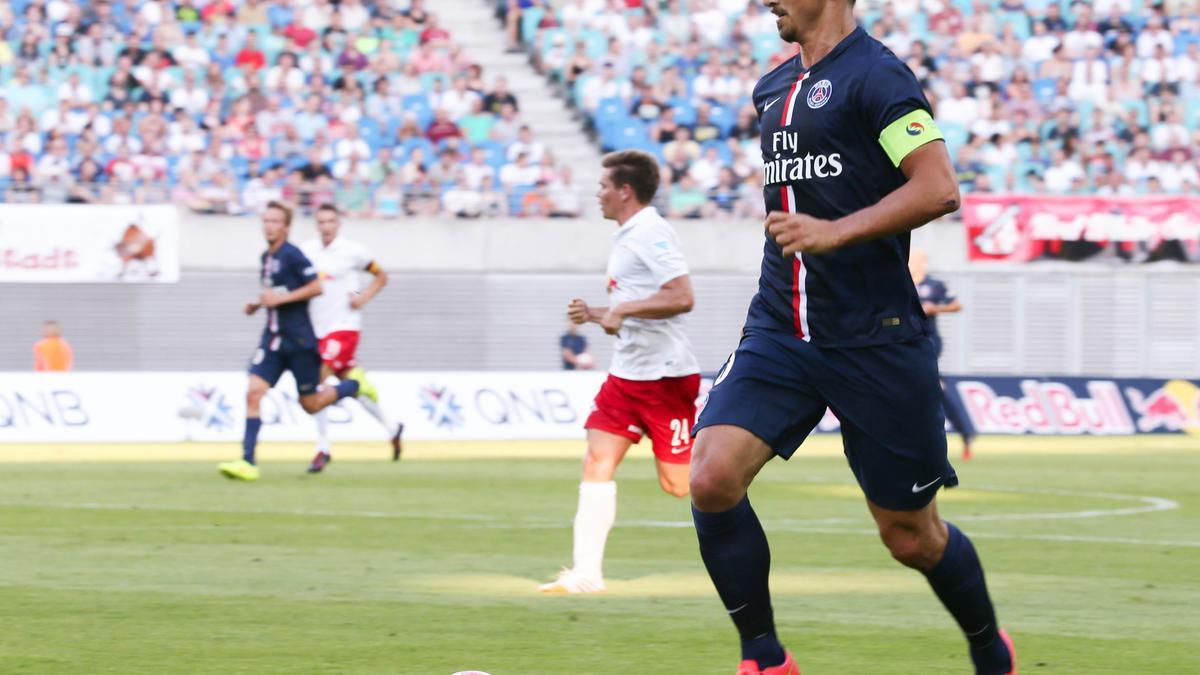 PSG : Le superbe geste de Zlatan Ibrahimovic (vidéo)