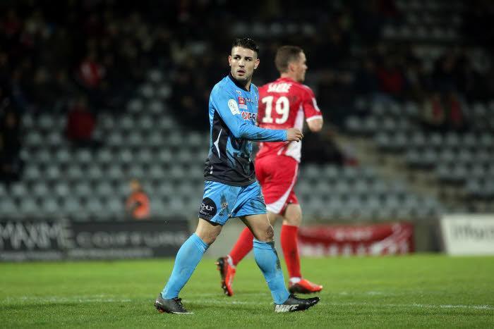 EXCLU - Mercato : Delort (Tours) pour trois saisons à Wigan