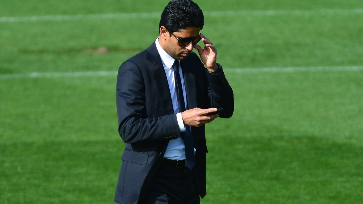 Nasser Al-Khelaïfi, PSG