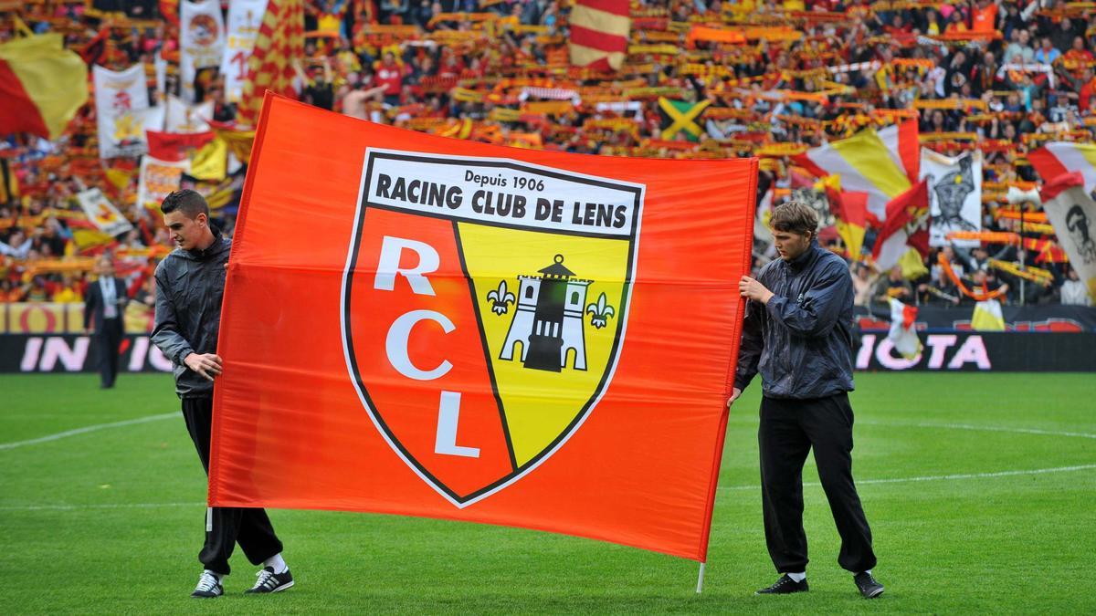 Logo RC Lens.