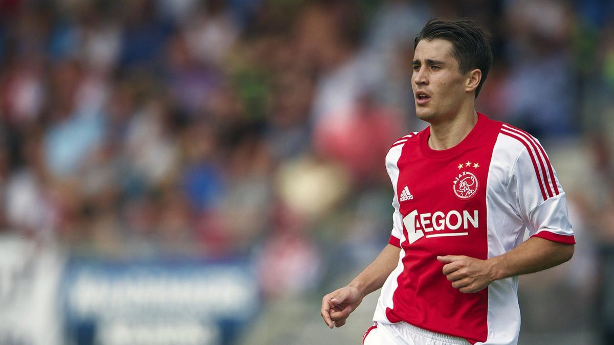 Bojan Krkic, Ajax Amsterdam.