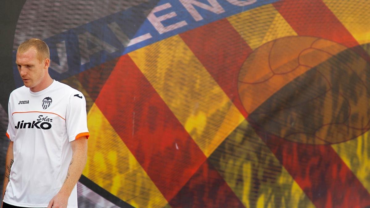 Jérémy Mathieu, FC Valence