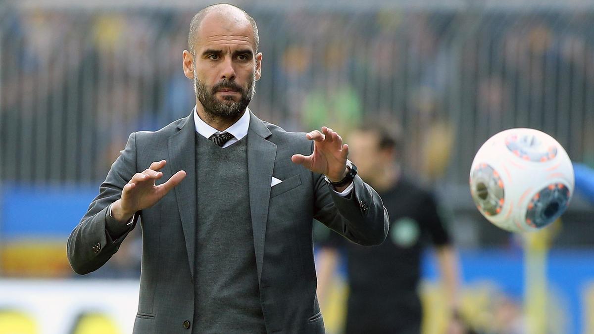 Bayern Munich : Quand Guardiola révèle ce qui pourrait le faire partir...