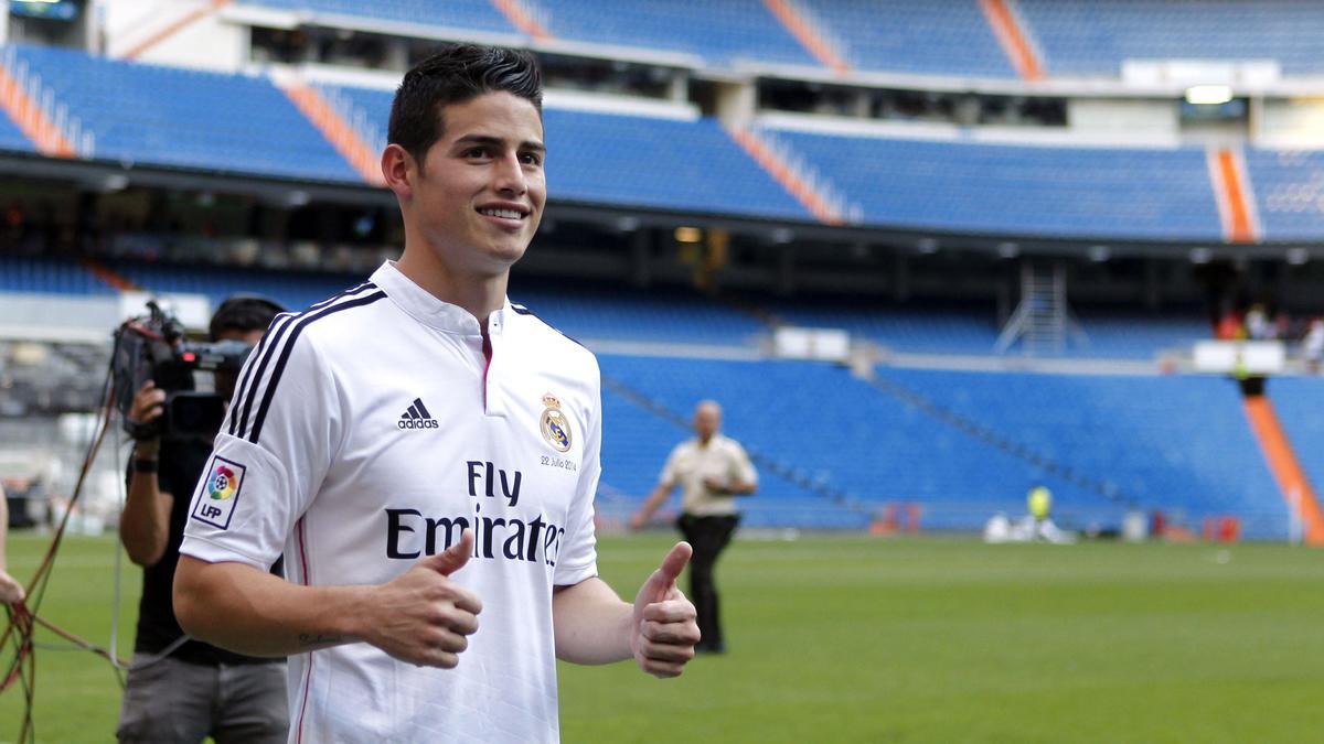 Real Madrid - Insolite : Quand James Rodriguez vient au secours d'un supporter (vidéo)