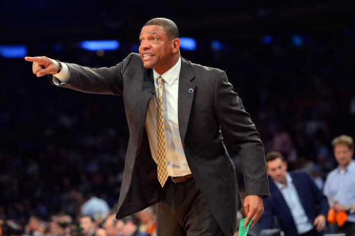 Doc Rivers, Los Angeles Clippers
