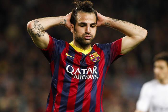 Cesc Fabregas, FC Barcelone