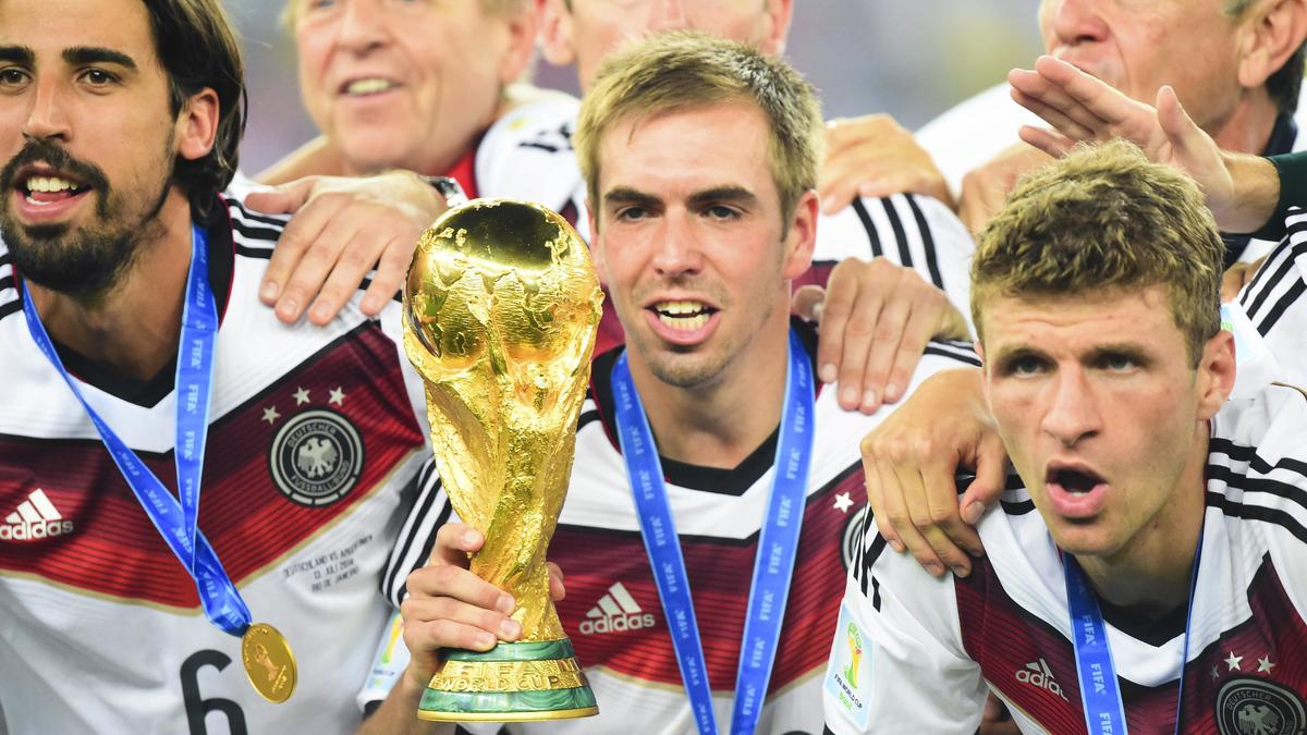 Philipp Lahm, Allemagne.