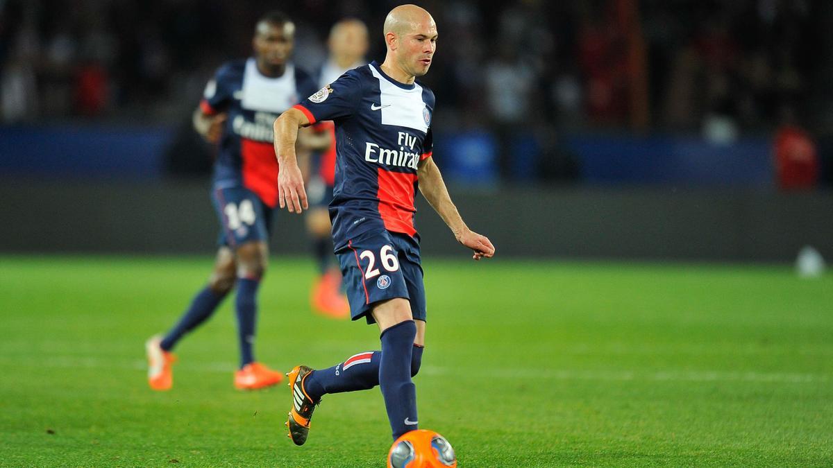 Christophe Jallet, PSG.