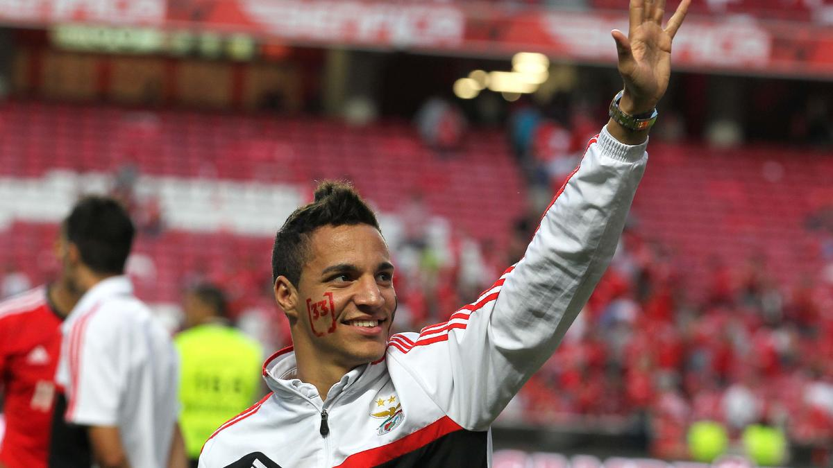 Rodrigo, Benfica.