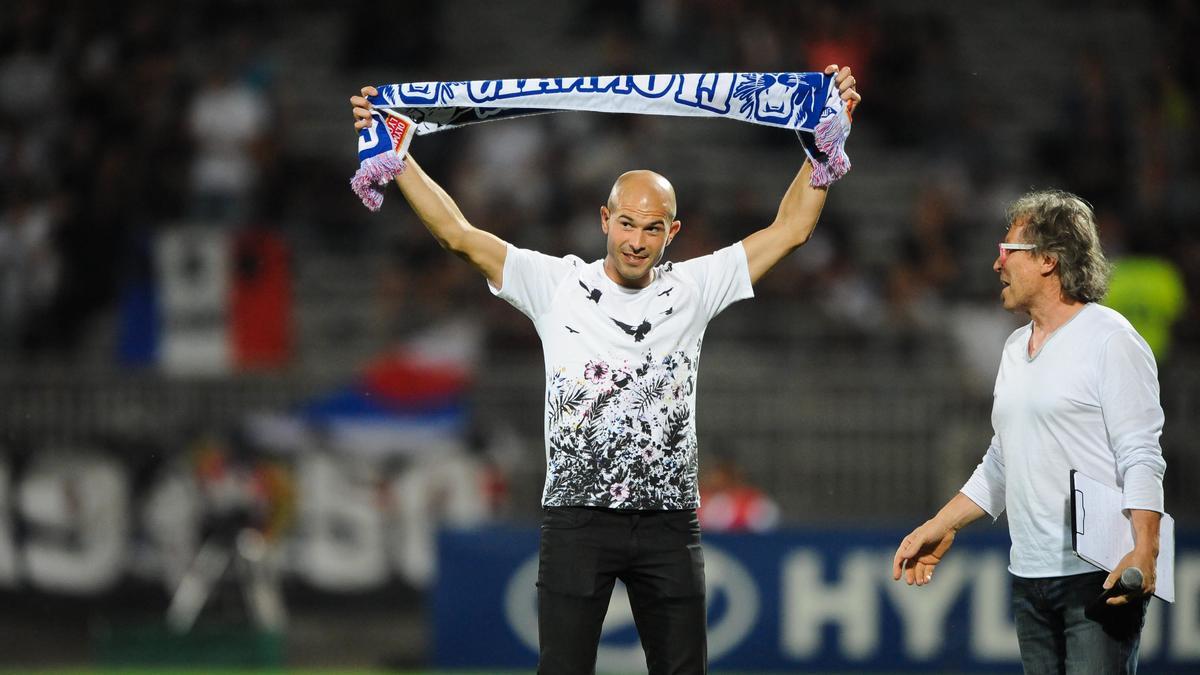 Christophe Jallet, OL.