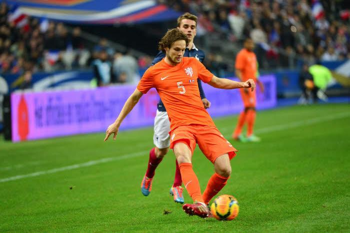 Daley Blind, Pays-Bas