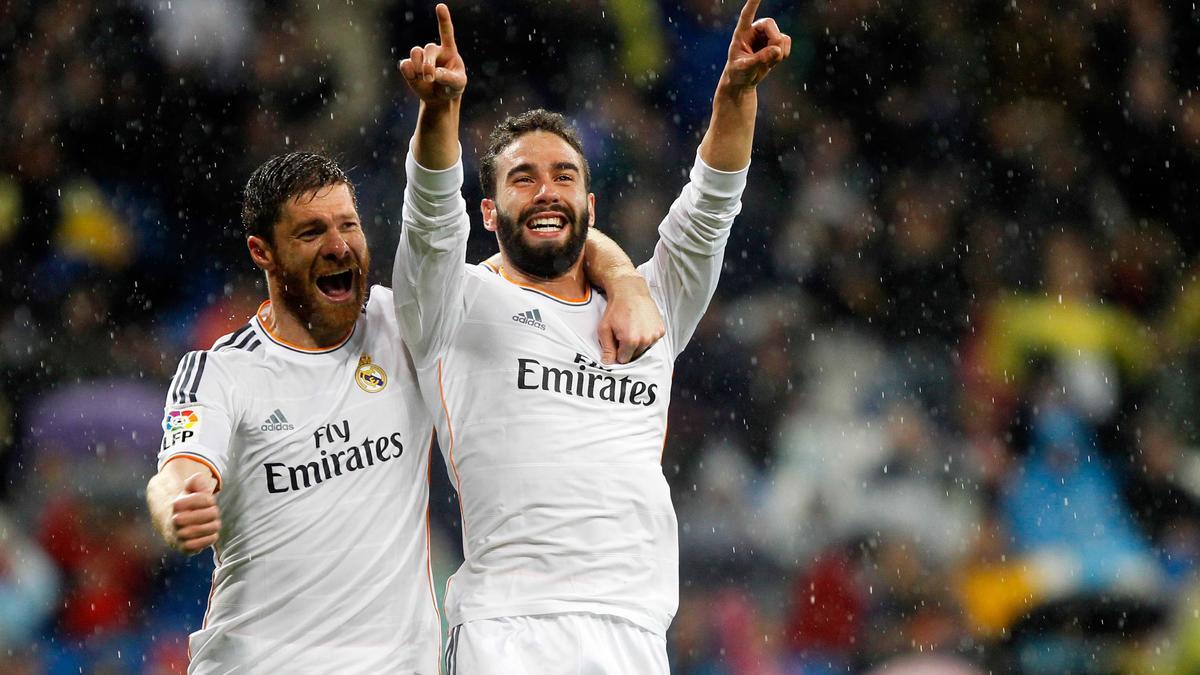 Real Madrid - Insolite : Xabi Alonso humilie Carvajal … à la natation ! (vidéo)