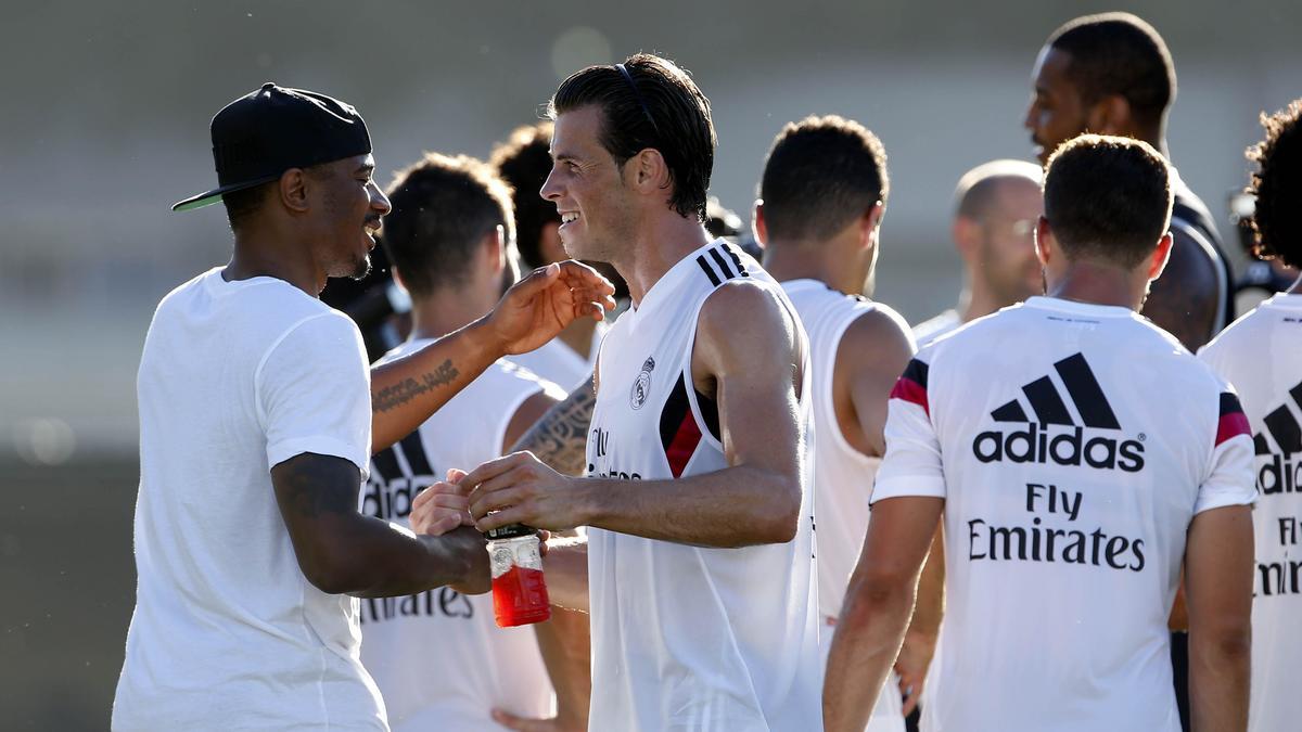 Real Madrid - Insolite : La visite d'une star NBA à l'entrainement (vidéo)