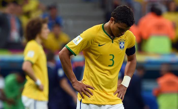 Thiago Silva, Brésil