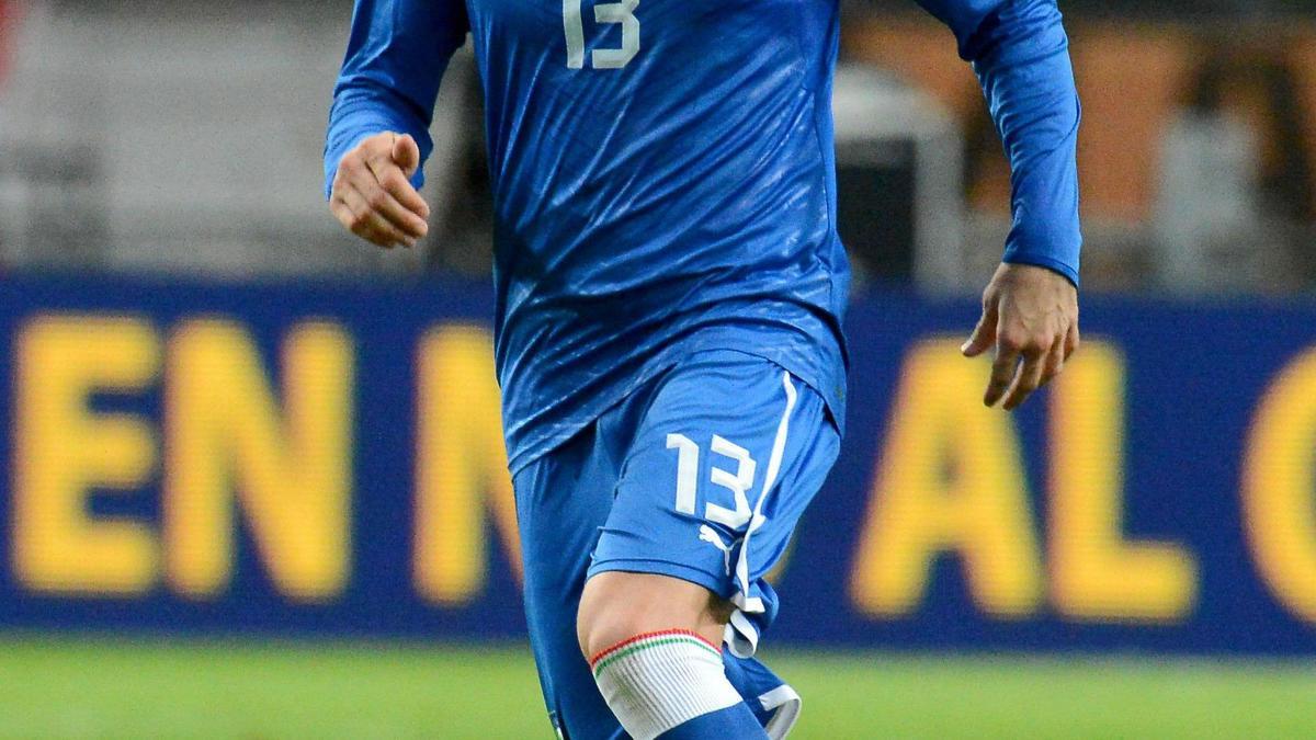 Davide Astori, Italie.
