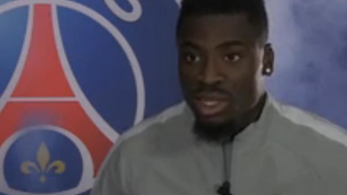 PSG : Entretien avec Serge Aurier (vidéo)
