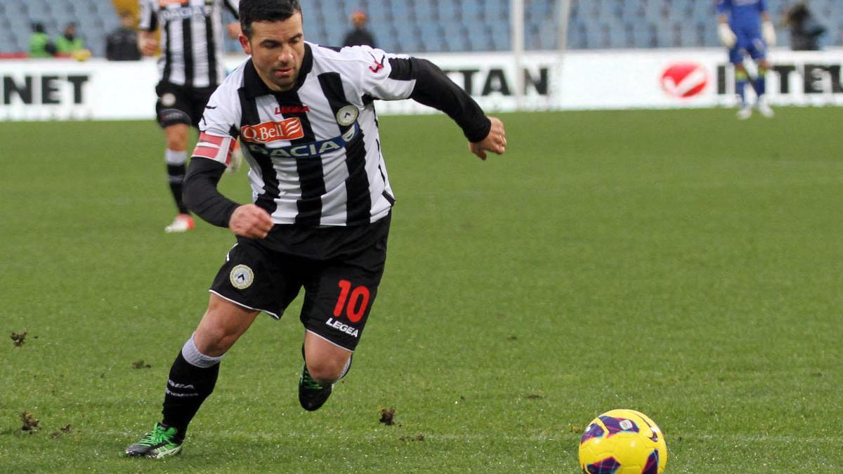 Udinese : Le lob parfait d'Antonio Di Natale (vidéo)