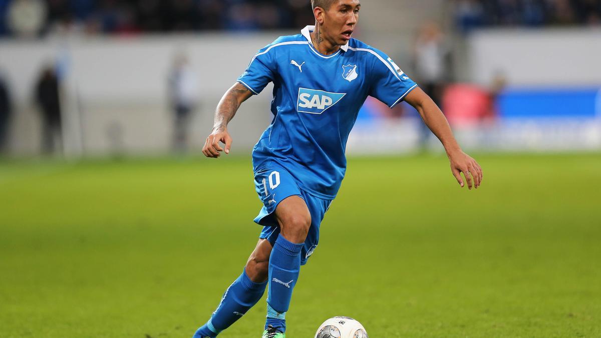 Roberto Firmino, Hoffenheim