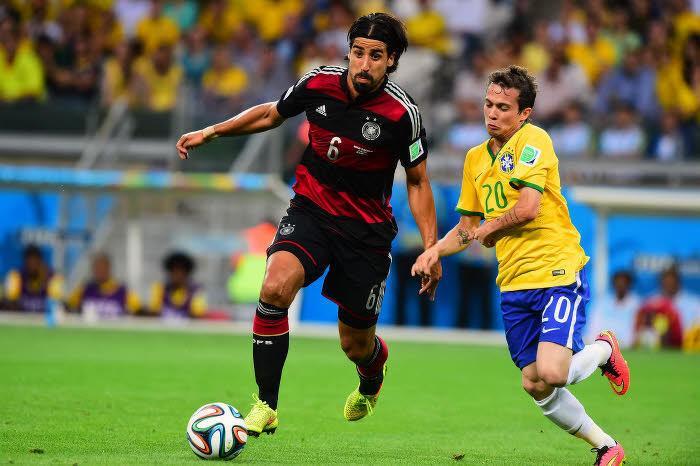 Mercato - Real Madrid/Arsenal/Chelsea : Manchester United prêt à arracher Khedira à la concurrence ?