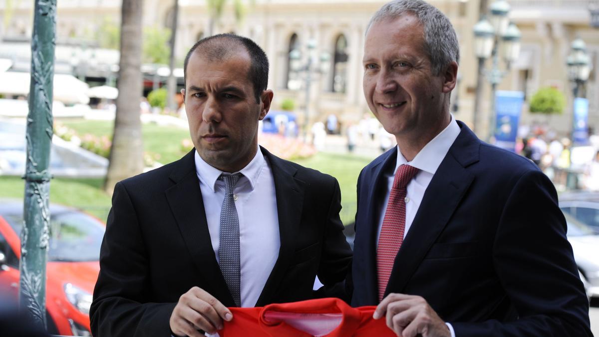Leonardo Jardim & Vadim Vasilyev, AS Monaco