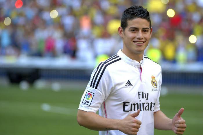 Mercato - Real Madrid : Quand James Rodriguez aurait pu être transféré en Italie…