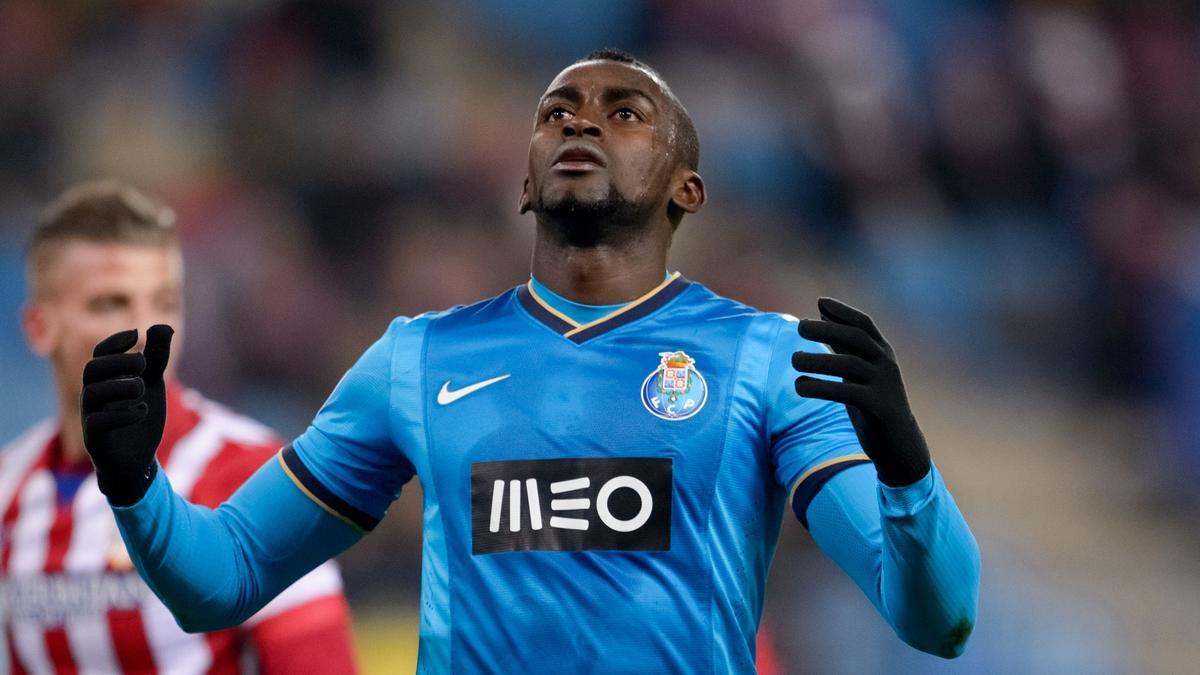 Jackson Martinez, FC Porto.